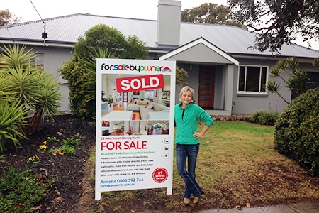 For Sale By Owner Review: Annette Stenberg - Glenelg North, SA