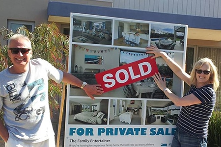 For Sale By Owner Review: Avril Baxter - Torquay, VIC