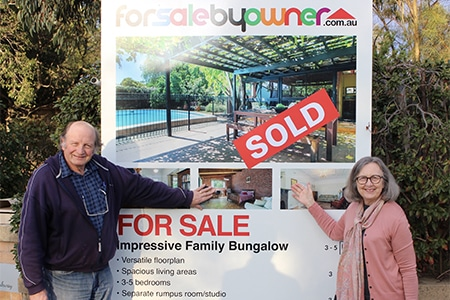 For Sale By Owner Review: Christine Belford and Michael de Rohan - Colonel Light Gardens, SA