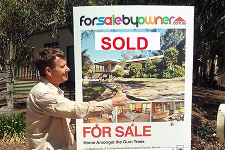 For Sale By Owner Review: Greg and Nancy Johnson - Turondale, NSW