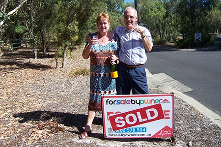 For Sale By Owner Review: Irene & Keith Rippingale - Leschenault, WA