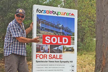 For Sale By Owner Review: Judy and Rocky Bartolo - Taranna, TAS