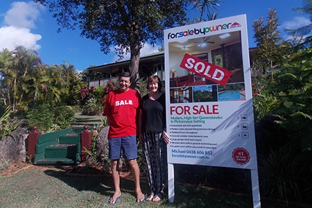 For Sale By Owner Review: Michael and Kathy Bennett - Glass House Mountains, QLD