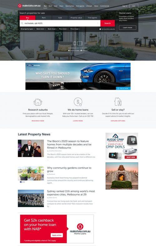 Realestate.com.au Listing Fees