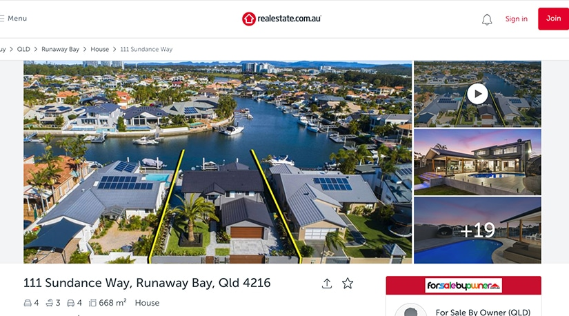 Advertise on Realestate.com.au Without an Agent